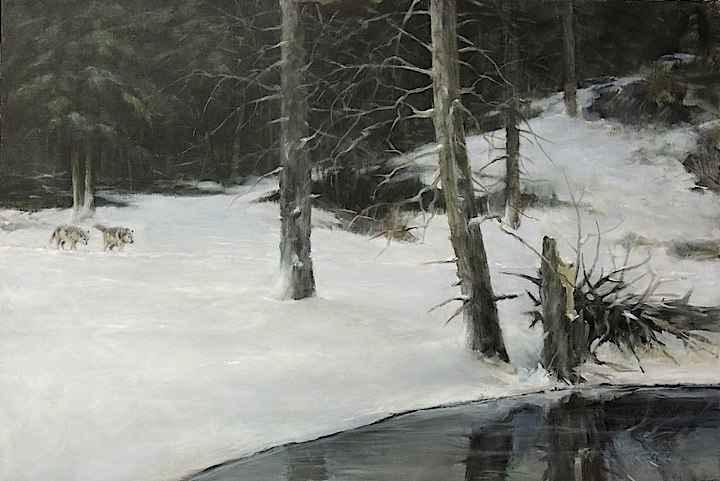On Trail by  Morten E. Solberg - Masterpiece Online