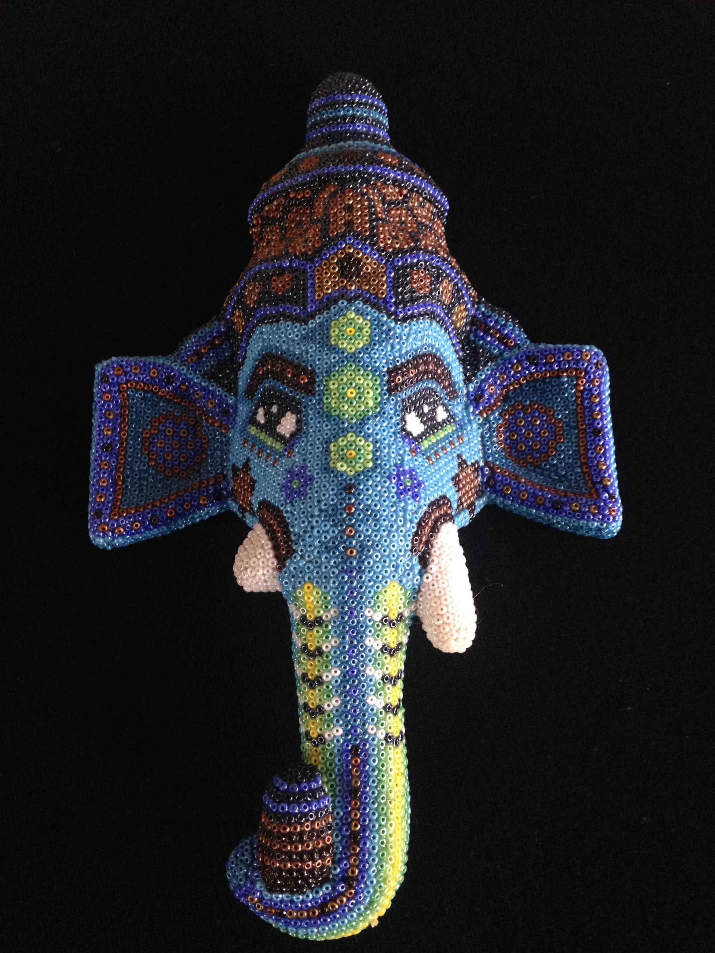 Ganesha Mask - Lg by  Joshua  - Masterpiece Online