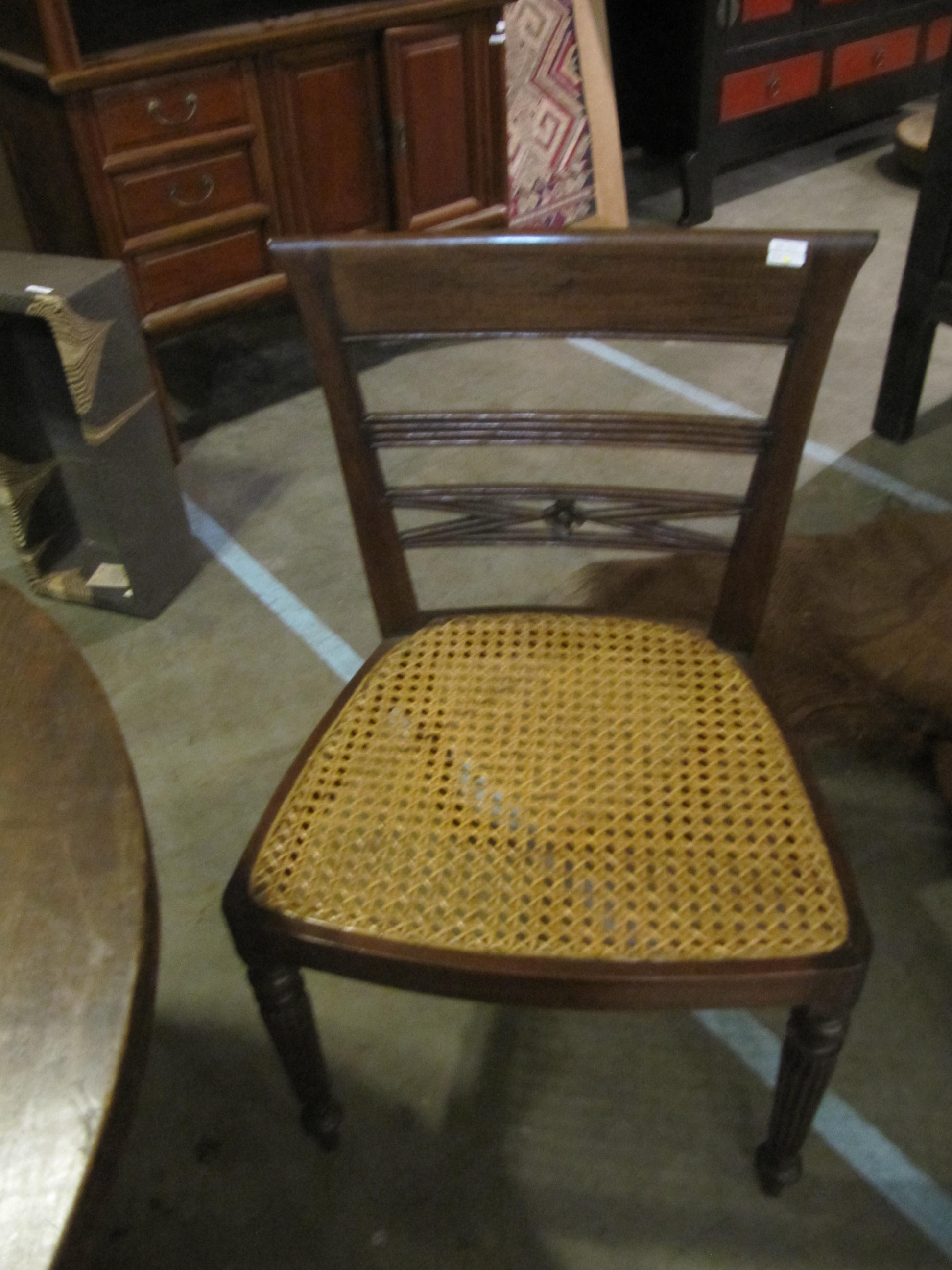 INDONESIAN SIDE CHAIR by    - Masterpiece Online