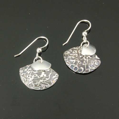 PRE1169 Fine Silver E... by  Pam East - Masterpiece Online