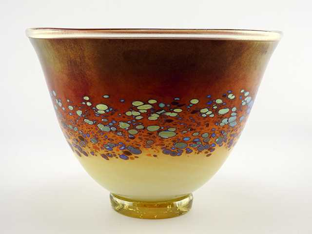 Small Bowl by  Nicholas Nourot - Masterpiece Online
