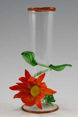 Goblet/Red Flower by  Susan Rankin - Masterpiece Online