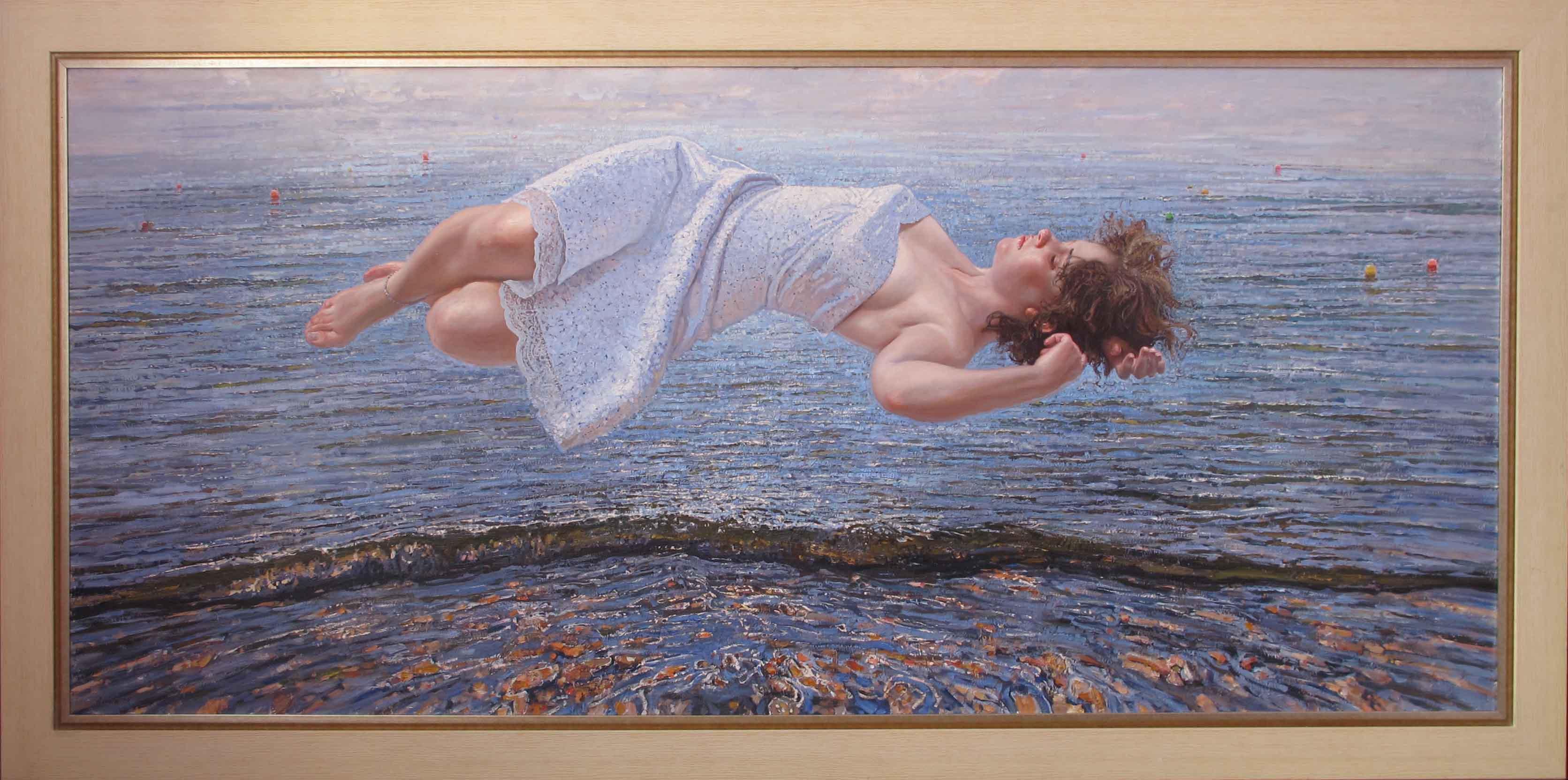 Harbor Dreams, II by  Daud Akhriev - Masterpiece Online