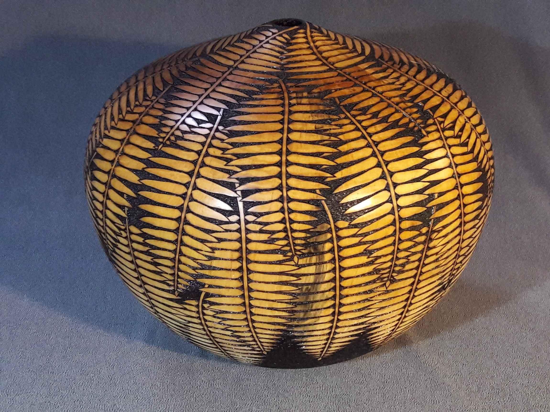 Fern Vessel by Mr. Michael Patrick Smith - Masterpiece Online
