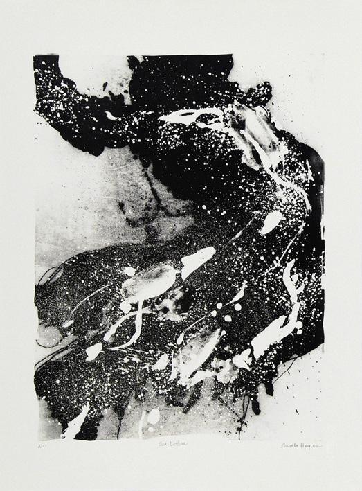 Sea Lettuce  by  Angela Hayson - Masterpiece Online