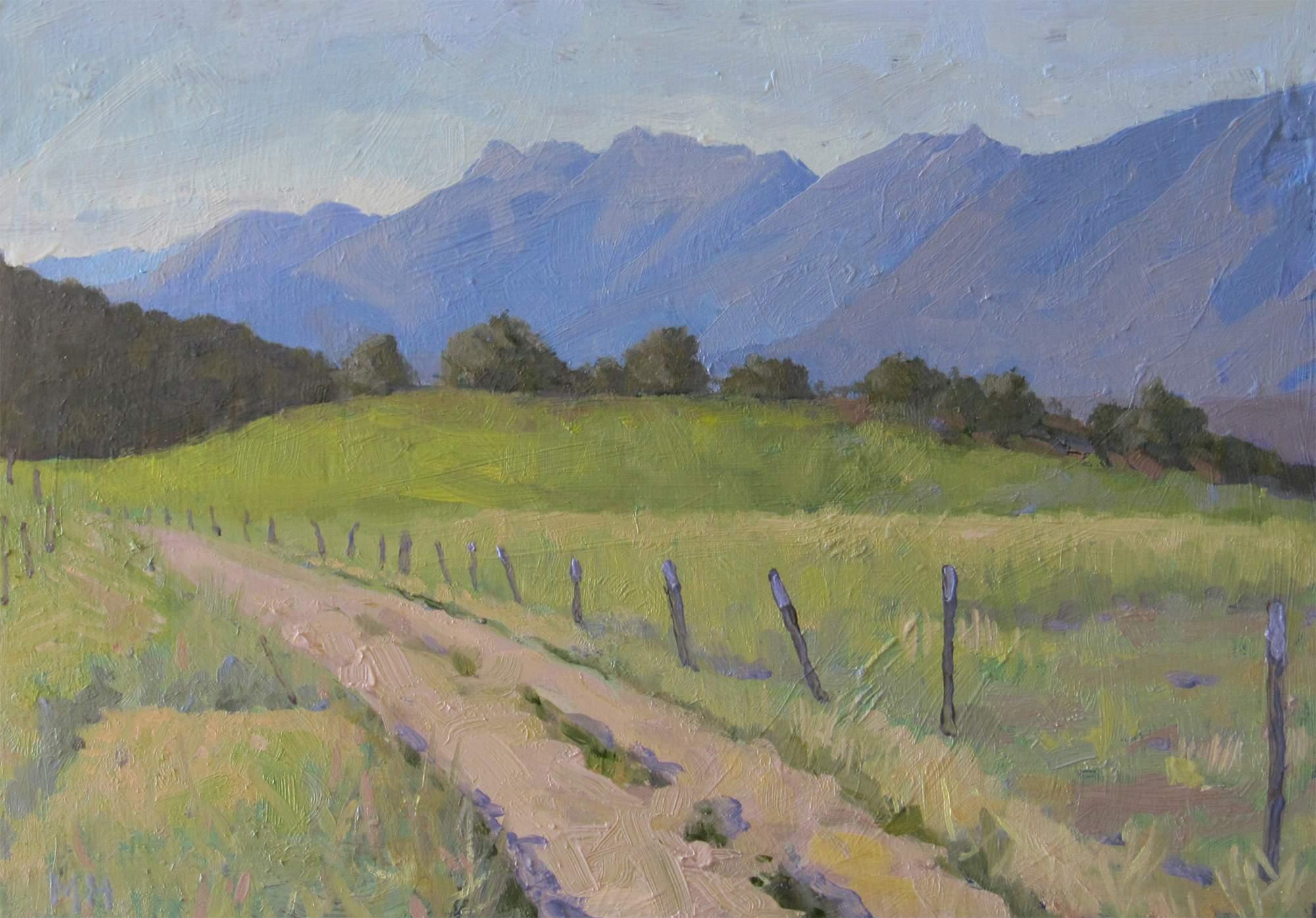 Cheri's Driveway by  Melissa Hefferlin - Masterpiece Online