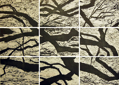 Wild Olive Fragment #3 by  Angela Hayson - Masterpiece Online