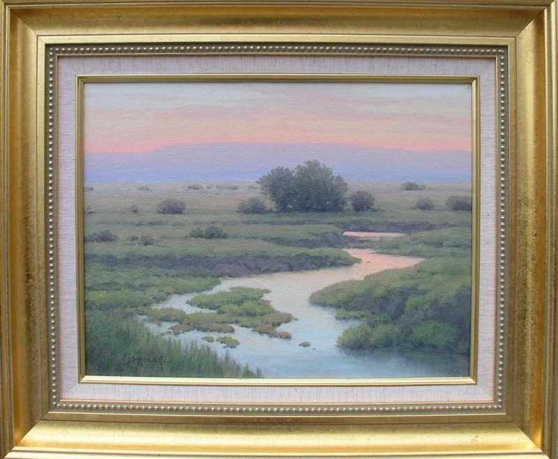Evening Reflections by  Michael Hadley - Masterpiece Online