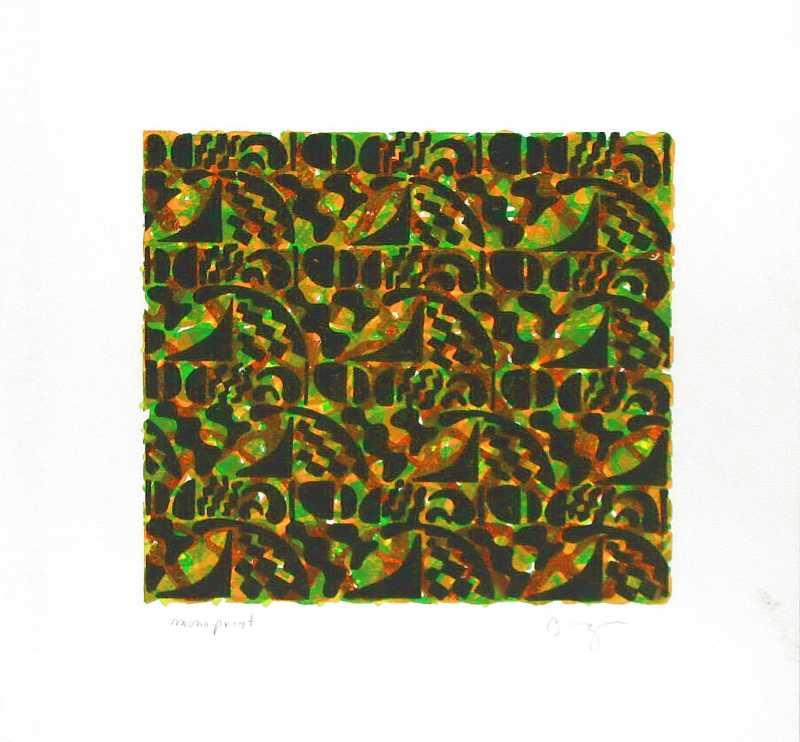 # 93 Multicolor by  Brendt Berger - Masterpiece Online
