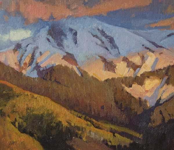 Encore Study  by  John W Taft