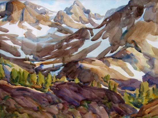 High in the Sierras R... by Mr. & Mrs. Gerald Fritzler - Masterpiece Online