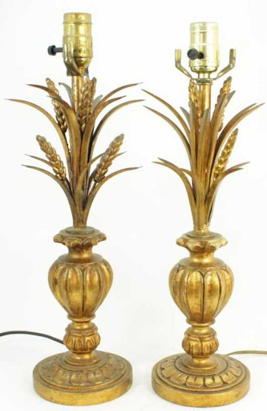 Pair of Florentine Gi... by  Italian  - Masterpiece Online