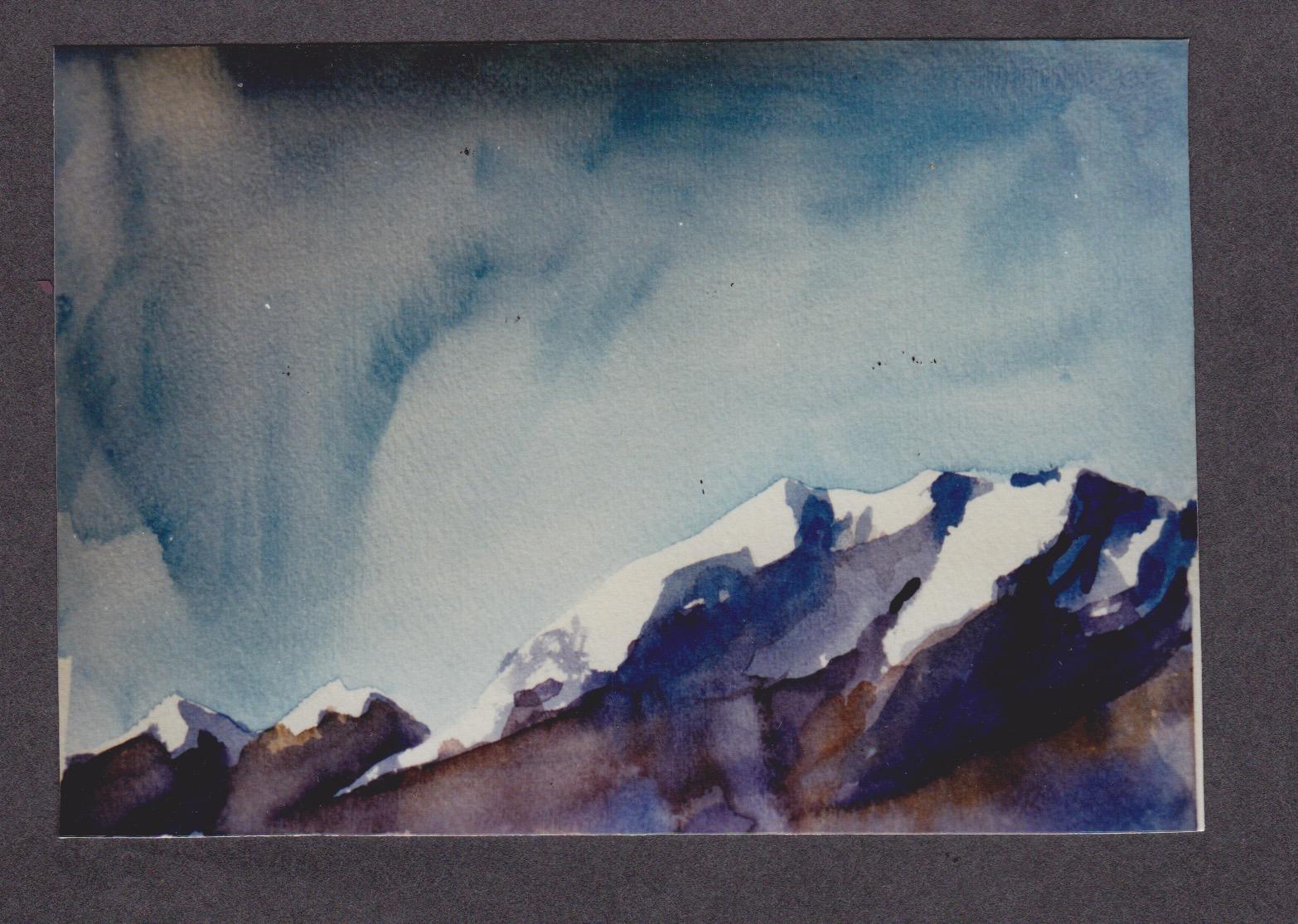 Alpine Storm by  Melissa Hefferlin - Masterpiece Online