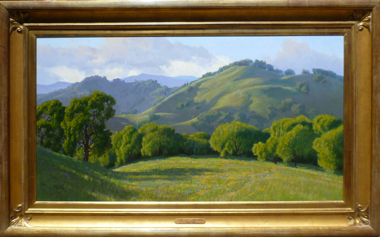 Coastal Foothills Abo... by Mr. Wayne Wolfe - Masterpiece Online