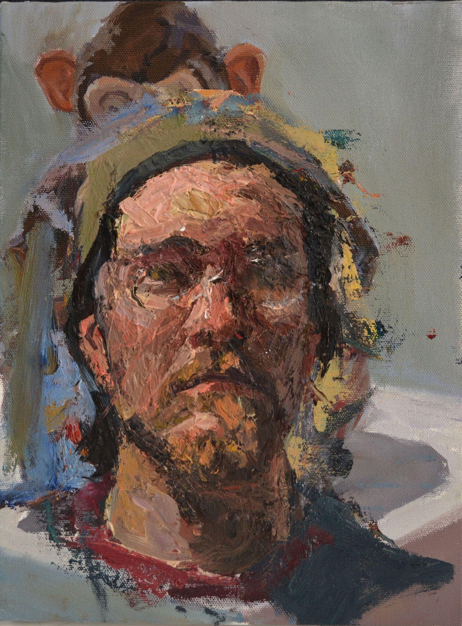 Darwinian Self Portra...  by  Nathan Lewis