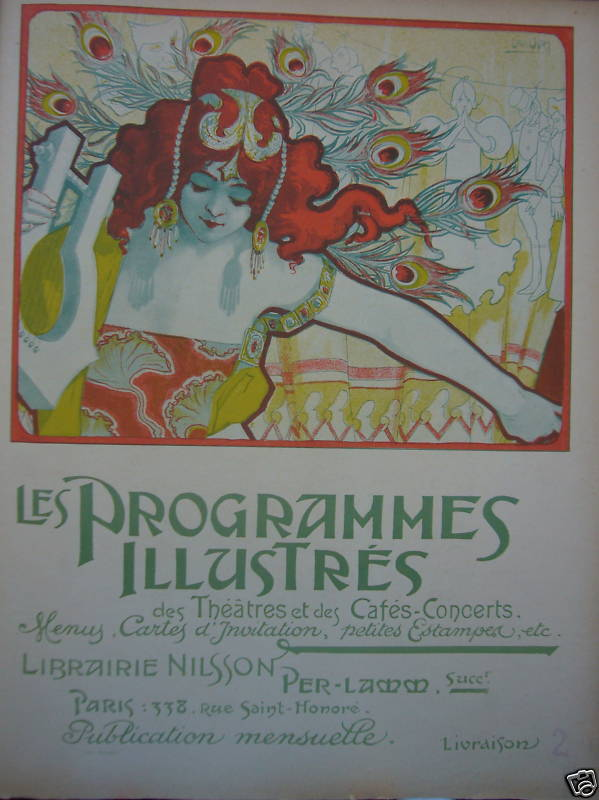 Programmes illustres ... by  Louis  Oury - Masterpiece Online
