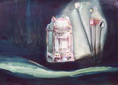 The Garden of Observa... by  Carl Jennings - Masterpiece Online