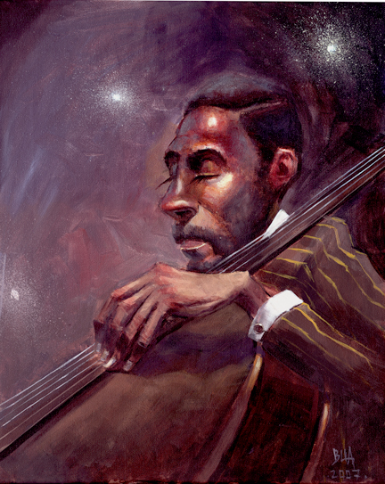 Mos Cello (Edition Of... by  Justin Bua - Masterpiece Online