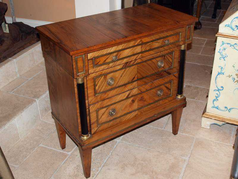 Neoclassical Commode by  Italian  - Masterpiece Online
