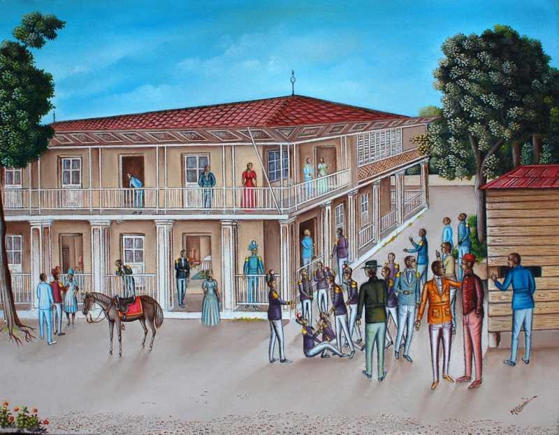 King's Men by  Serge Moleon BLAISE - Masterpiece Online
