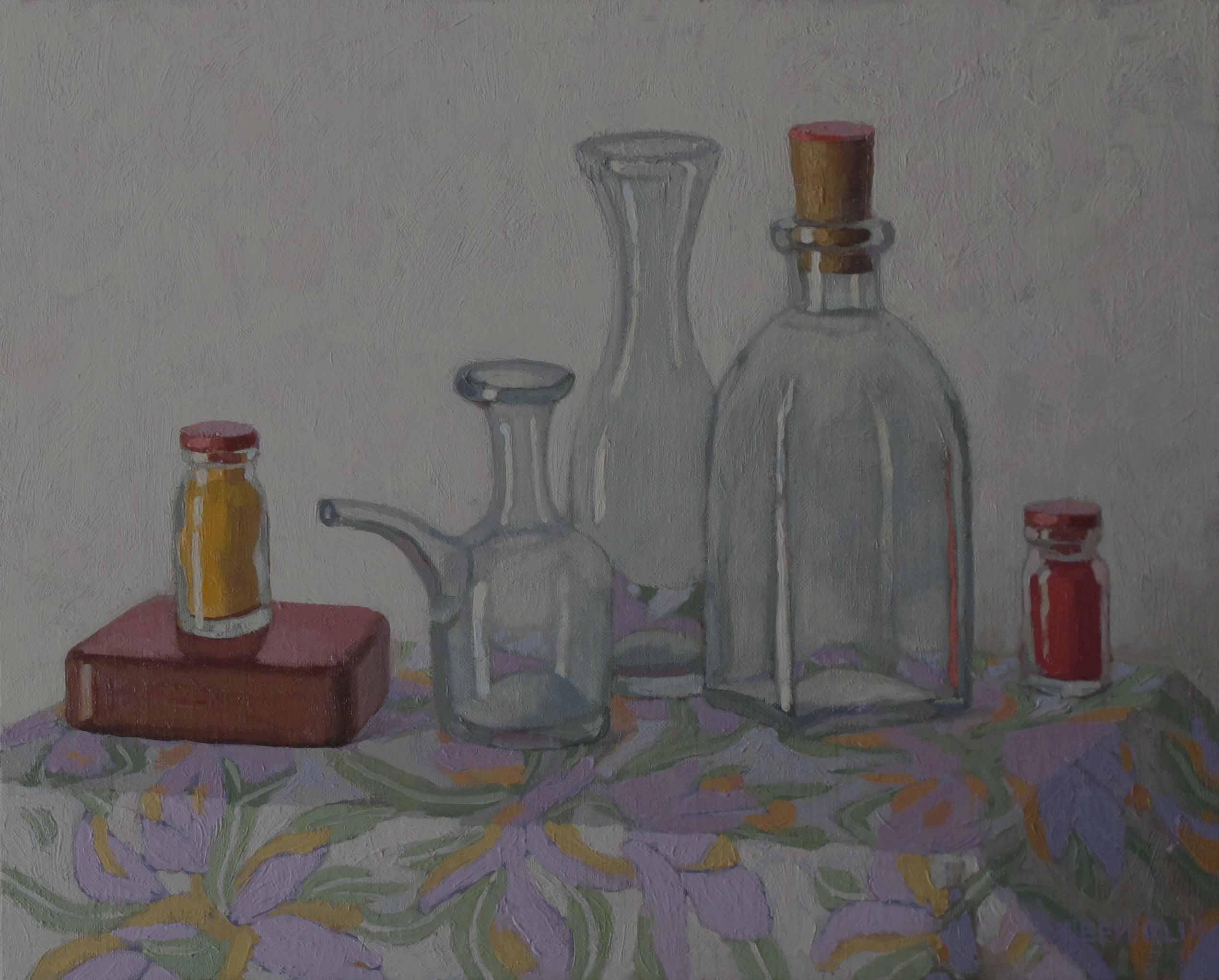 Spanish Glass by  Melissa Hefferlin - Masterpiece Online