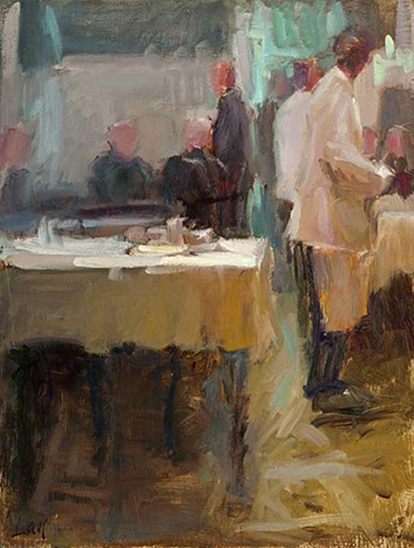 Galatoires by  Lael Weyenberg - Masterpiece Online