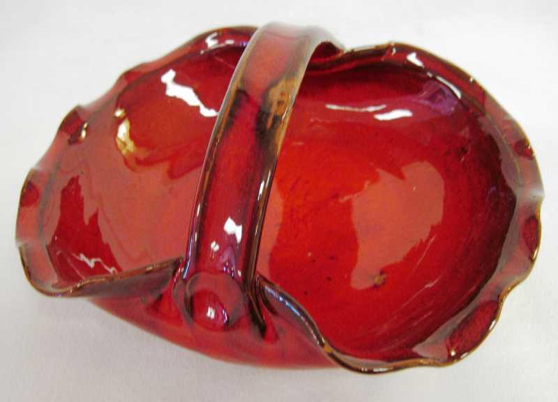 Red Medium Basket Bow... by  Boyd Owens - Masterpiece Online