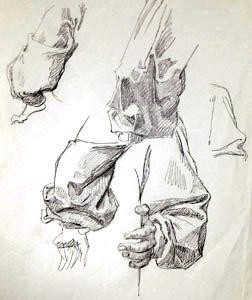 Detail Sketches II by  Andren And Olga Dugin - Masterpiece Online
