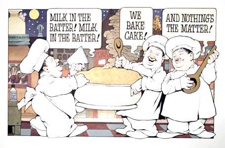 Night Kitchen by  Maurice Sendak - Masterpiece Online
