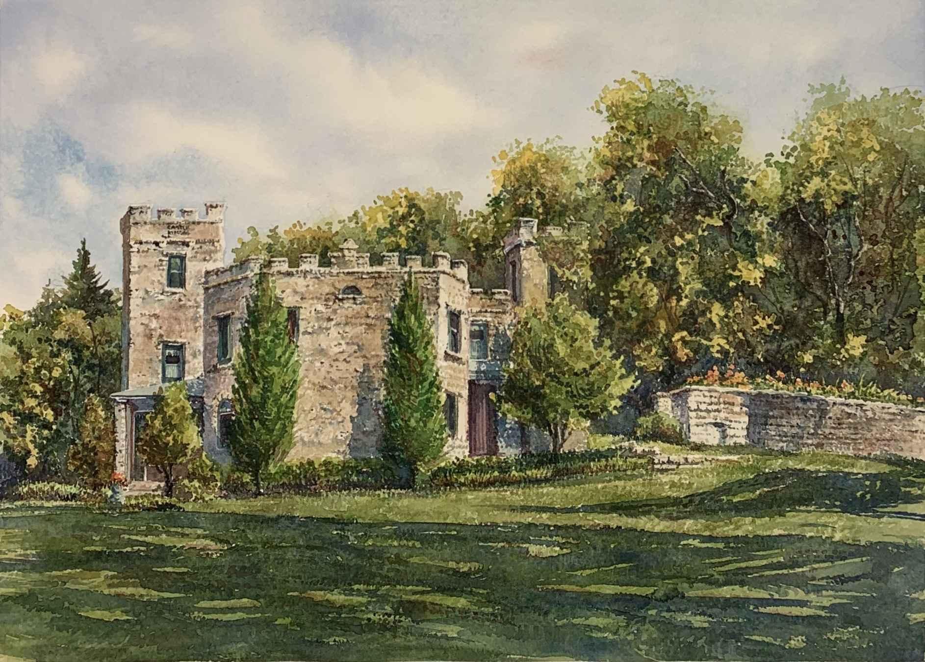 Castle Kimble by  Ralph Fontenot - Masterpiece Online