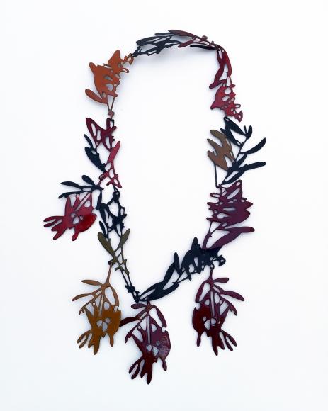 Oval Eucalyptus by  Helen  Shirk - Masterpiece Online