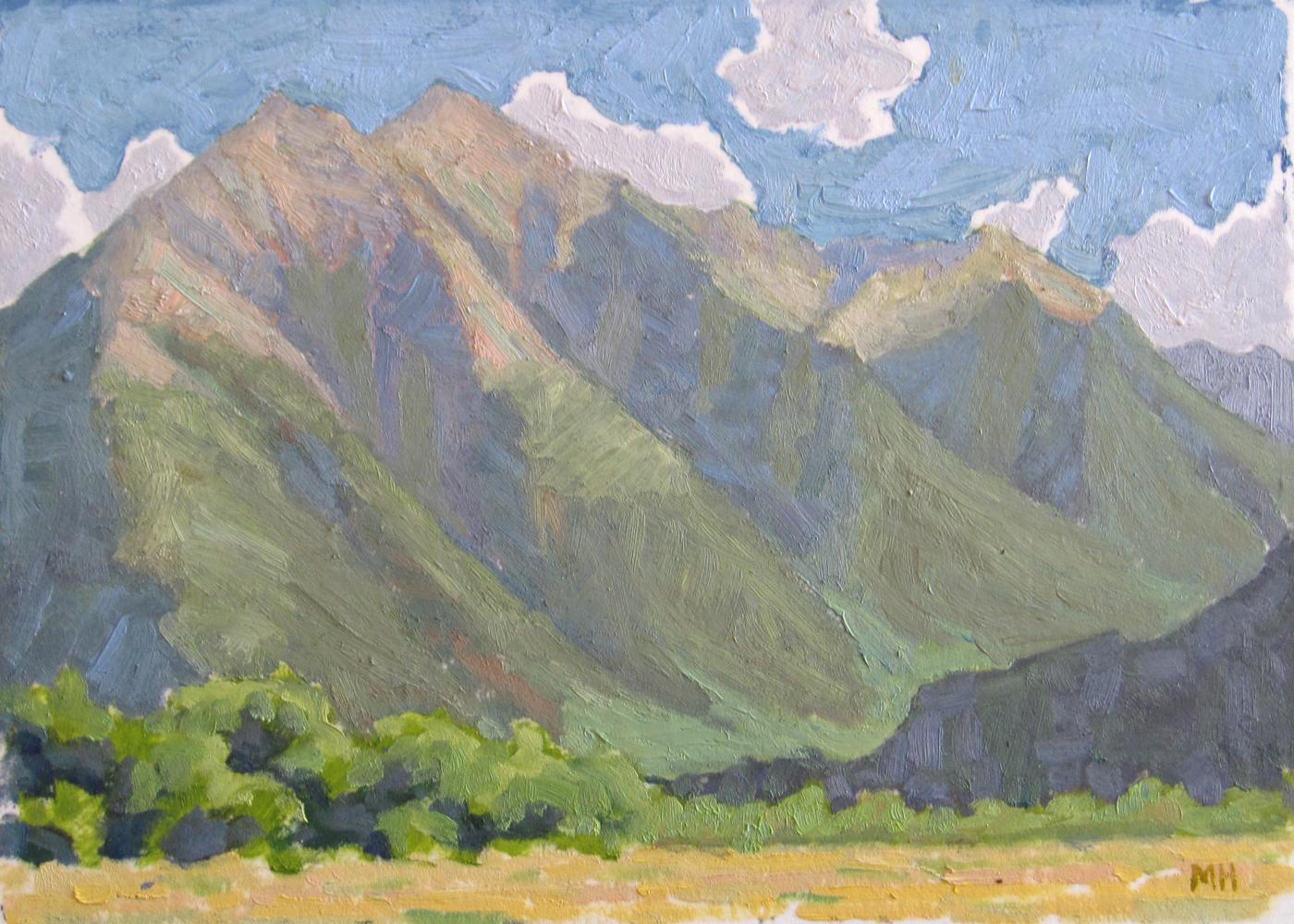 Towards Aspen by  Melissa Hefferlin - Masterpiece Online