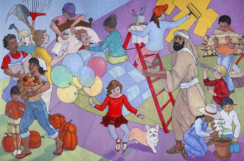 Using Your Gifts by  Melissa Hefferlin - Masterpiece Online