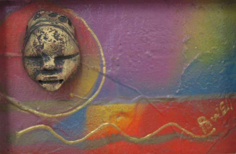 Ceramic Relief 11 by Mr. Everard Powell - Masterpiece Online