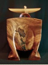 Monkey-Boo box by Mr. Greg Pontius - Masterpiece Online