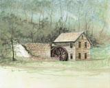 DP-SUMMER'S HUSH by  P. Buckley Moss  - Masterpiece Online