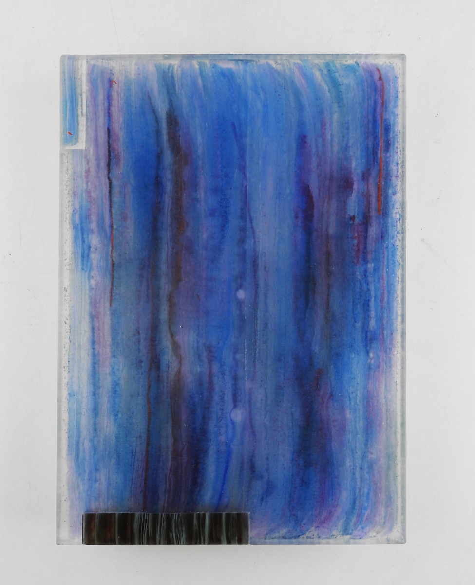 Colorfield Blue & Pur... by  Jackie Braitman - Masterpiece Online