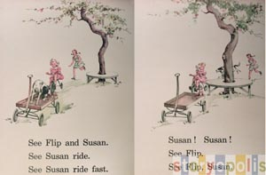 See Flip And Susan  by  Odille Ousley