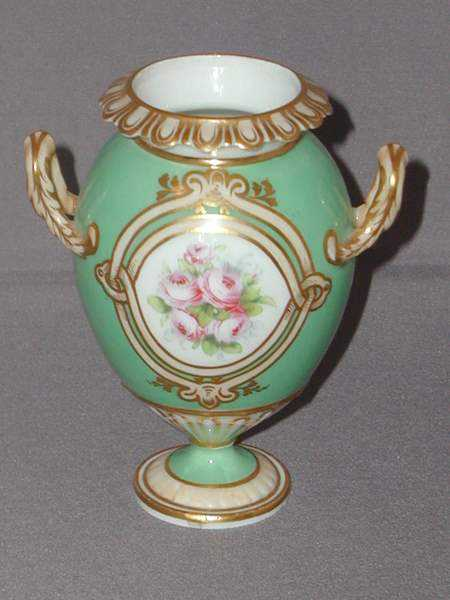 Old Paris Vase by  French  - Masterpiece Online
