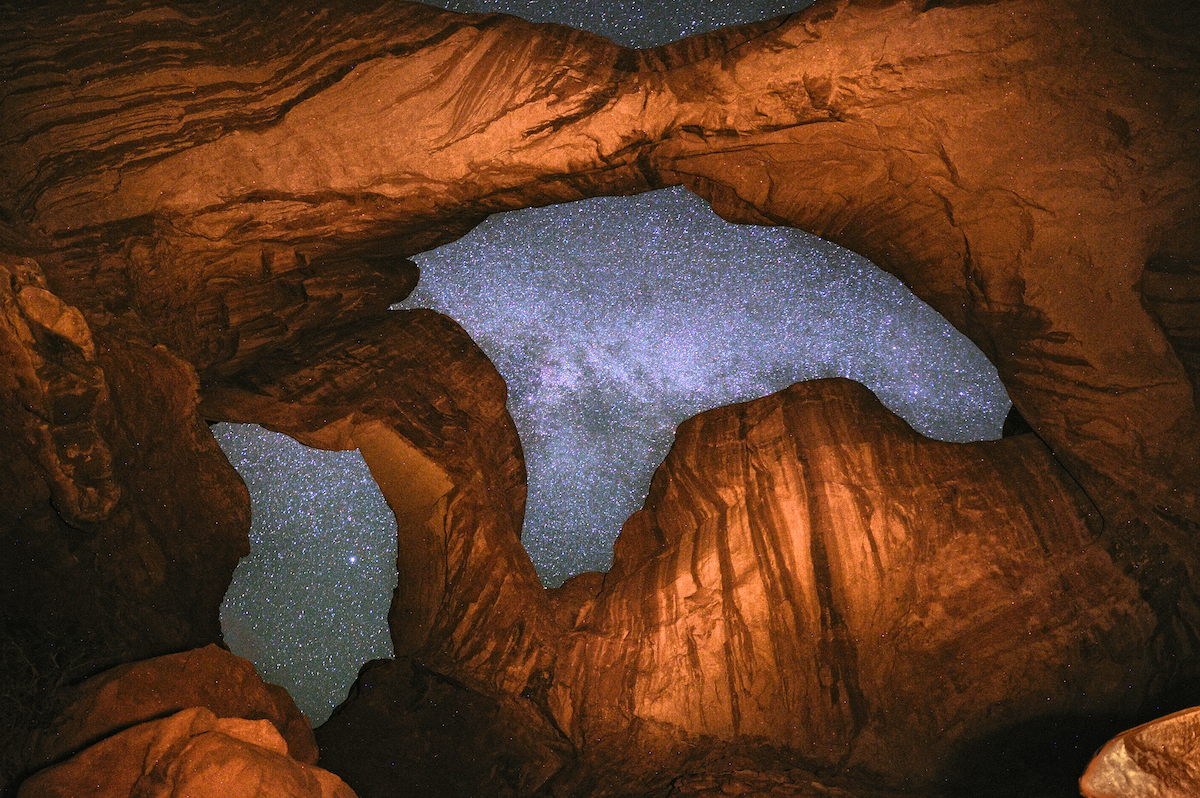 Star Chamber- Arches ... by  Shane McDermott - Masterpiece Online