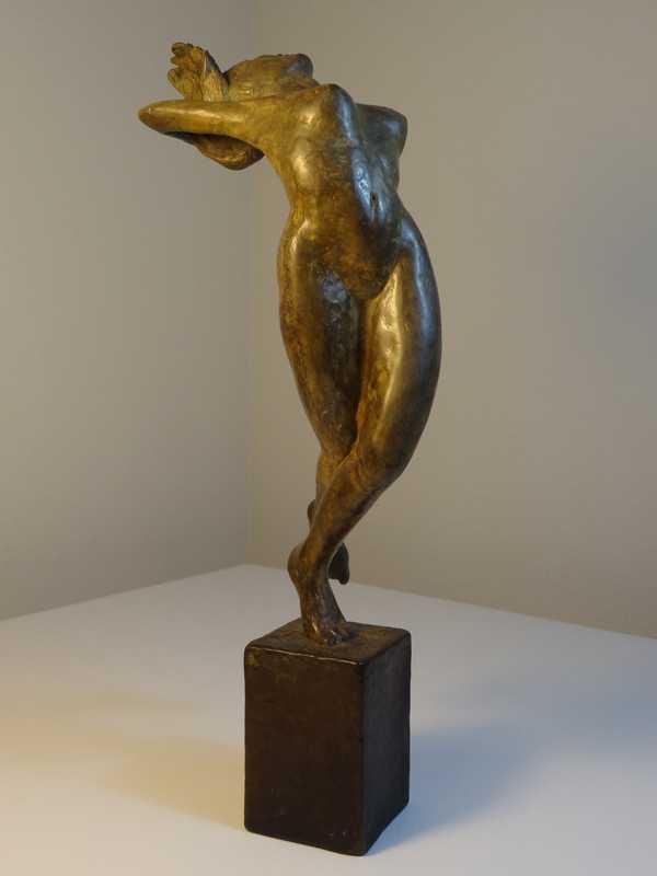 Dancer by  Lisbeth Sabol - Masterpiece Online