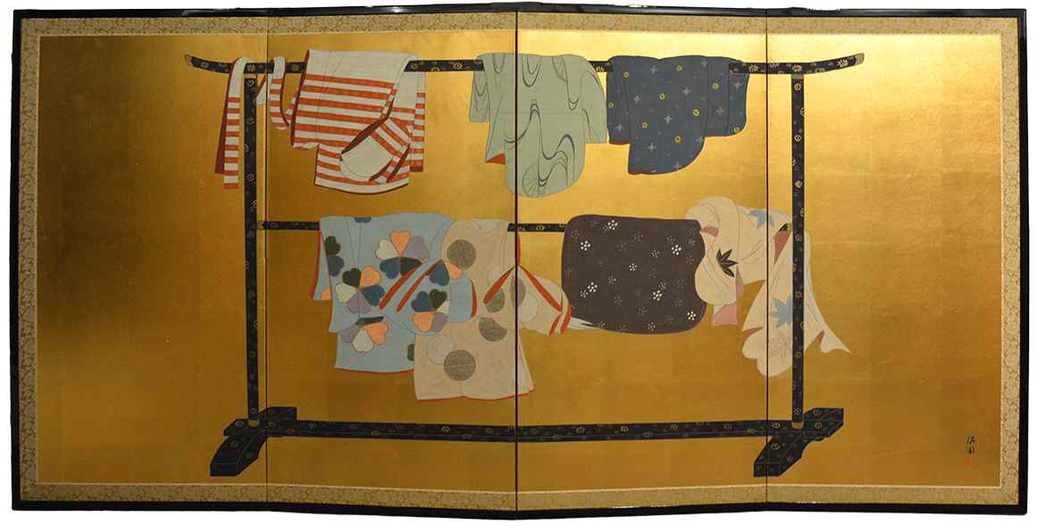 Tagasode Kimono A by  Oh-en Tanaka - Masterpiece Online