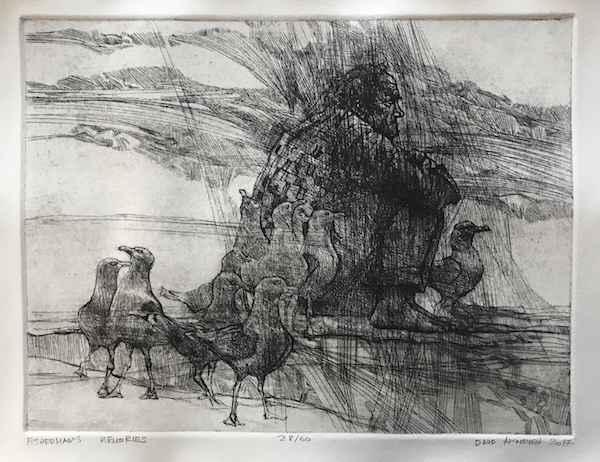 Fisherman's Memories by  Daud Akhriev - Masterpiece Online