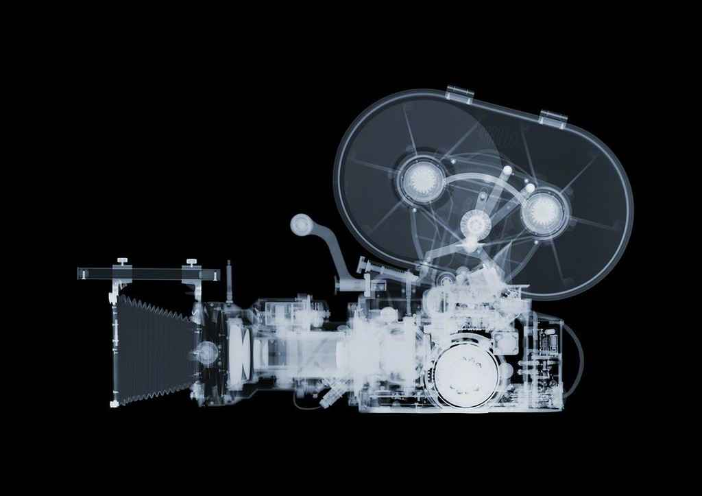 Arriflex by  Nick Veasey - Masterpiece Online