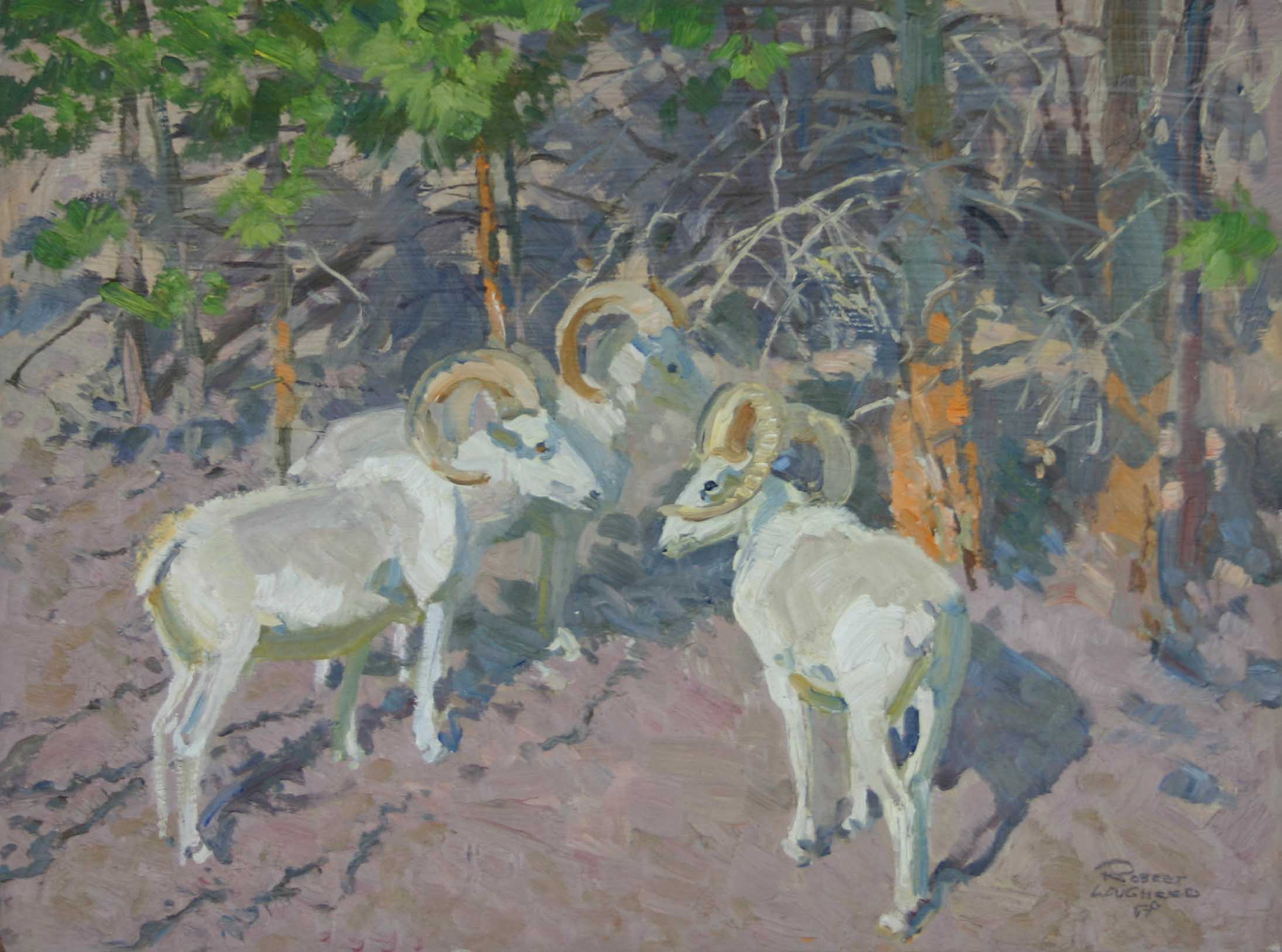 Okanagan GF, BC - Dal... by  Robert Lougheed - Masterpiece Online