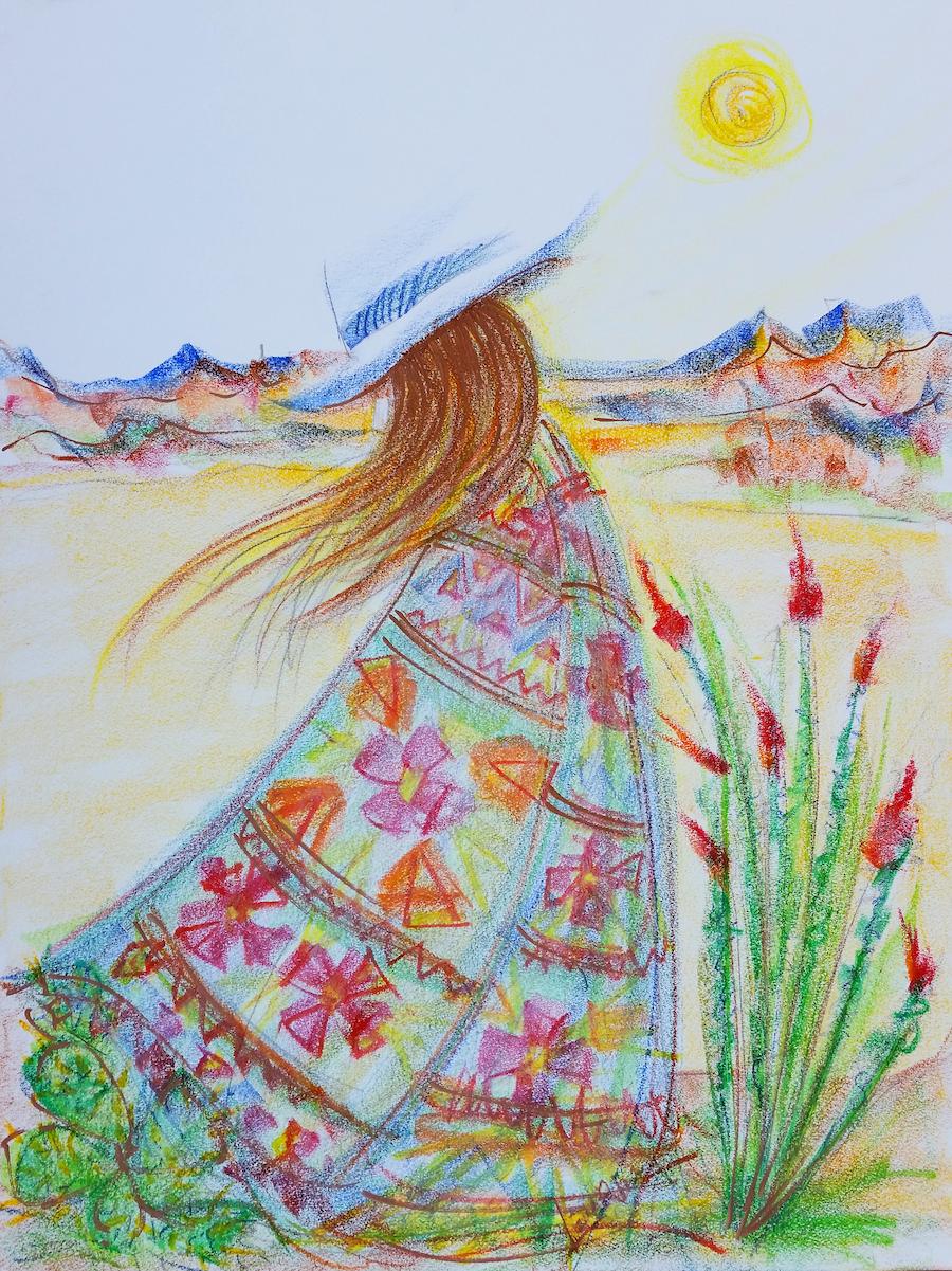 Prayer by  Laurha Frankfort - Masterpiece Online