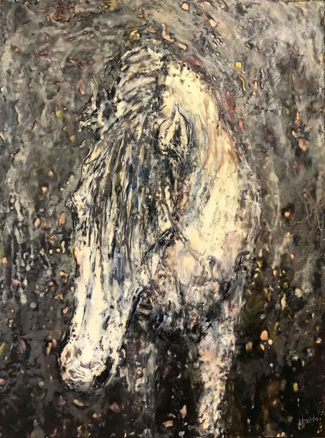 Acquiesce by  Kathy Bradshaw - Masterpiece Online