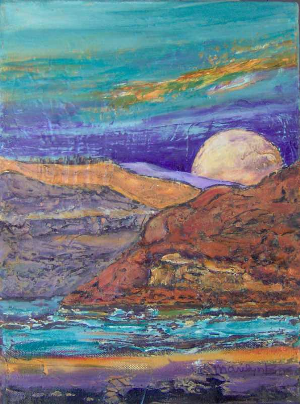 Sun Rising by  Marilyn Bos - Masterpiece Online
