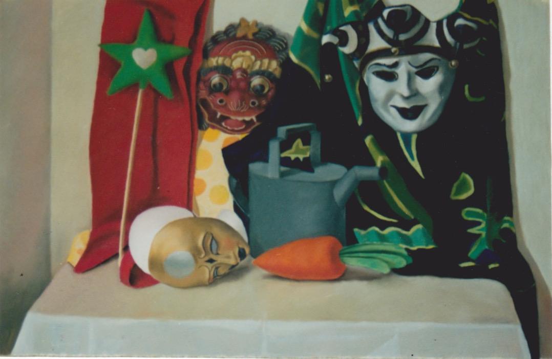 Carnival Still Life  by  Melissa Hefferlin - Masterpiece Online