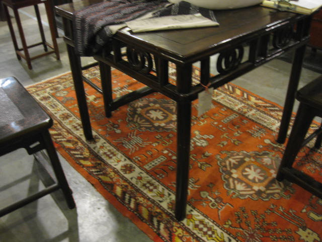 CHINESE SQUARE TABLE by    - Masterpiece Online